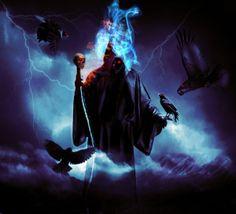 Reaper by Temecha Crawford, via Behance