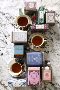 Tea = a hug in a cup. Use our store locator to find gifts like these at your nearest Marshalls location. Momento Cafe, Pause Café, Grey Tea, Tea Tins, Cuppa Tea, My Cup Of Tea, Tea Recipes, High Tea, Drinking Tea