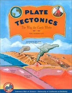 Plate Tectonics: The Way the Earth Works - For Grades Science Lessons, Teaching Science, Seafloor Spreading, Rock Cycle, 8th Grade Science, Montessori Elementary, Earth Surface, Plate Tectonics, Student Travel
