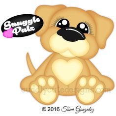 """Cuddly Cute Designs: Introducing the new """"Snuggle Palz""""! Animals For Kids, Baby Animals, Puppy Crafts, Blue Nose Friends, Cute Coloring Pages, Cute Teddy Bears, Felt Patterns, Baby Puppies, Paper Piecing"""