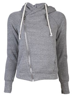 A ridiculously expensive but well-designed hoodie.