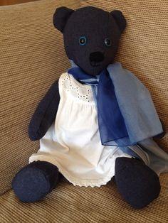 Memory Bear Bluey x