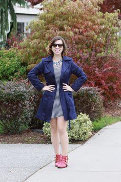 Trench coat: o casaco curinga para o outono/inverno brasileiro! Versátil, combina com saias, vestidos e calças!