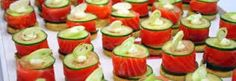 Image result for cold canapes