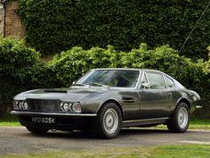 1970–72 Aston Martin DBS V8 UK-spec