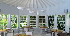 Where elegance meets island chic...  #Nevis #Caribbean #Restaurant