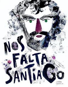 Nos llegan muchísimos mensajes de solidaridad por Santiago que iremos respondiendo apenas podamos. También nos llegan muchos dibujos, afiches, intervenciones artísticas, y expresiones sobre el dolor […]