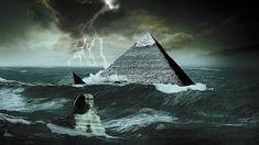 Las Pirámides y la Esfinge fueron construidas antes de la Gran Inundación       Las pirámides y la esfinge de la meseta de Giza son pos...