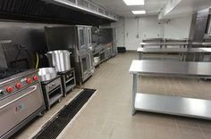 Kitchen Commons\' mission is to match kitchen resources with ...