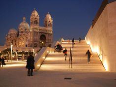 Cathédrale de la Major - Marseille. Sur routard.com, retrouvez les meilleures photos de voyage des internautes.
