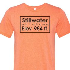 Stillwater Elevation - Unisex SS