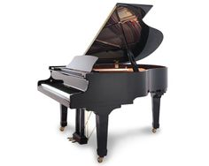 This is the amazing Hailun HG 151.  The 4 ft. 11.5 in. Hailun HG 151 Baby Grand Piano has a suspiringly large tone. Equipped with features rarely found in pianos of its size, it includes full sustenuto, slow close fallboard and duplex scale. The 151 will provide many pleasant experiences for students and performers of all levels.  To learn more, visit brighamlarsonpianos.com