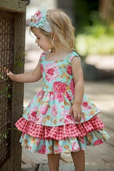 The Adeline dress is the perfect style to make your daughter feel like a southern belle. She can twirl and dance while wearing the Adeline to birthday parties, Easter egg hunts, and spring photos. Toddler Dress, Baby Dress, Pink Dress, Little Girl Dresses, Girls Dresses, Summer Dresses, Clothing Patterns, Dress Patterns, Clothing Ideas