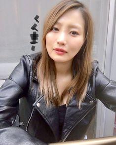 Latex Fashion, Women's Fashion, Fashion Outfits, Asian Woman, Asian Girl, Harajuku Japan, Hot Girls, Black Leather, Korean
