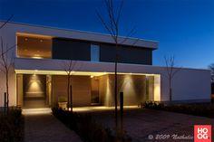 Schellen Architecten - Moderne villa Kessel - Hoog ■ Exclusieve woon- en tuin inspiratie.