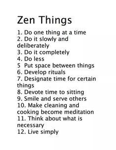 Zen ghings