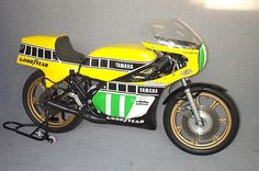 Yamaha TZ250cc 1978