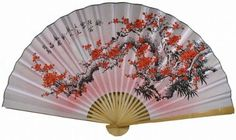 Oriental wall fans are not only enchanting but also colorful and exceptionally trendy. Colorful , Enchanting and Trendy Oriental Wall Fans Asian Wall Decor, Asian Home Decor, Home Wall Art, Wall Art Decor, Japanese Wall, Chinese Wall, Cherry Blossom Japan, Oriental Decor, Wall Fans