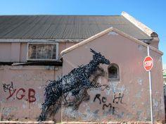 woodstock graffiti cape town - Google Search