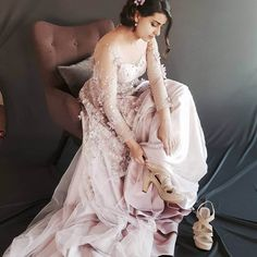Where To Buy Christian Wedding Gowns In India - ShaadiWish White Wedding Gowns, Designer Wedding Gowns, Elegant Wedding Dress, Trendy Wedding, Wedding Dresses, Christian Wedding Dress, Christian Bride, Wedding Frocks, Simple Gowns