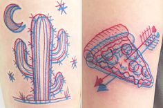 People Are Getting 3D Tattoos And It's Trippy As Hell | Meet the mastermind behind the designs, Winston the Whale.
