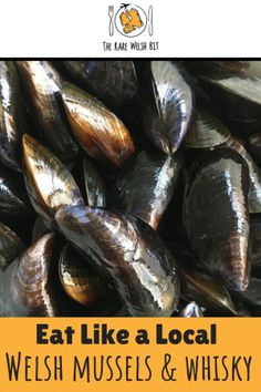 Welsh Mussels and Whisky Welsh Recipes, British Recipes, Southern Kitchens, Cook Off, Thing 1, Recipe Ratings, Like A Local, Mussels, Amigurumi