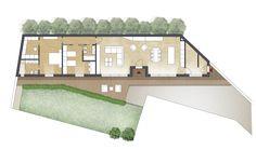 Il laboratorio recuperato - work in progress Italian Style, Coffee Break, Rome, Floor Plans, Italy, Architecture, Outdoor Decor, Projects, Interior Design