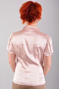 Рубашка Б7636  Цена: 434 руб    Элегантная рубашка приталенного кроя с воротником.  Модель с застежкой на пуговицы.   Состав: атлас.  Размеры: 48-56     http://odezhda-m.ru/products/rubashka-b7636     #одежда #женщинам #блузкирубашки #одеждамаркет