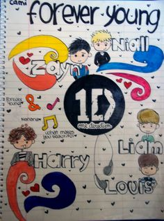 Art i wish my doodles looked like that one-direction-infection One Direction Cartoons, One Direction Drawings, One Direction Art, One Direction Wallpaper, Lyric Drawings, Irish Boys, Everything About You, Harry Edward Styles, Harry Styles