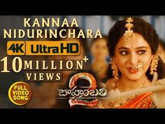 Kannaa Nidurinchara from Baahubali 2 - YouTube
