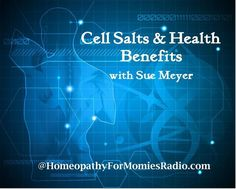 Part two in the series on cell salts and health benefits. In this audio, Sue Meyer discusses Schussler's 12 Cell Salts, which are known as the Bio-Chemic remedies or the tissue remedies. Want to learn more? Listen now and share this with a friend.