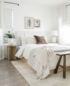 Home Bedroom, Bedroom Decor, West Elm Bedroom, Bedroom Ideas, Bedroom Makeovers, Bedroom Signs, Decorating Bedrooms, Ikea Bedroom, Master Bedrooms