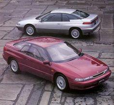 Subaru SVX Alcyone