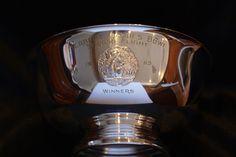 "Reed & Barton 1120- 6 1/2"" Diameter ""The Country Club"" Tournament Bowl #ReedBarton"