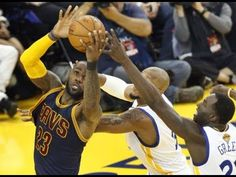 2017 NBA FINALS CAVS VS WARRIORS GAME 1 FULL GAME HIGHLIGHTS JUNE 1, 2017 - YouTube