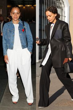 The 25 Chicest Women in Fashion in 2015 - Gallery - Style.com