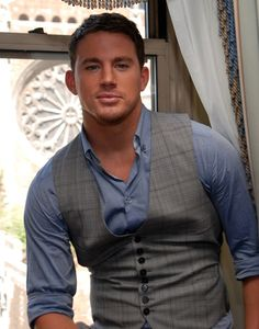 Channing Tatum! HOTTIE