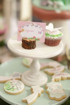 Fairy Birthday Party Ideas | Photo 18 of 28 | Catch My Party