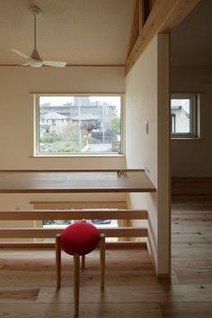 仲良し家族の息吹を感じる家 - 木の住まい施工事例 | 株式会社シーエッチ建築工房