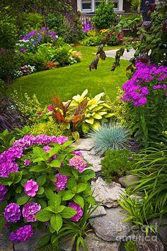 Judys Cottage Garden: 2014 Garden Design