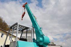 Raupenkran SMC CX 220 günstig 6.900,- netto Gummiketten Winde www.ito-germany.de/baumaschinen/angebote/kran-kaufen-verkaufen/raupenkran-smc-cx220-gebraucht/ #kran #crane #gummiketten #ironplanet #minibagger #bagger #minikran #verleih #trackedcrane #crawlercrane #forsale #used #heavyequipment #baumaschinen #bauma #china