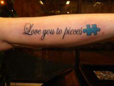 Love this tattoo....sooooo sweet!!!