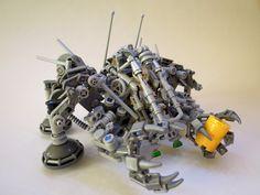 ExoCrab 1 | by Sad Brick Lego Spaceship, Lego Mecha, Cool Lego Creations, Legos, Lego Vehicles, Sad, Awesome Lego, Lego Stuff, Mecca