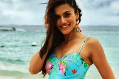 Taapsee Pannu Talks About Playing The Quintessential Bollywood Heroine In Judwaa 2