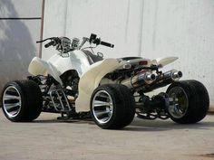 Wholesale ATV – Largest Powersports ATVs Retail Distributor – Famous Last Words Triumph Motorcycles, Custom Motorcycles, Custom Bikes, Cars And Motorcycles, Scooter Custom, Custom Choppers, Custom Cars, Bobbers, Ducati