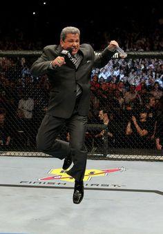 Bruce Buffer (UFC announcer)