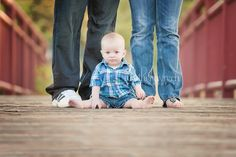 Los Gatos Family Photographer | 6 month old Damon » Heather Avrech Photography