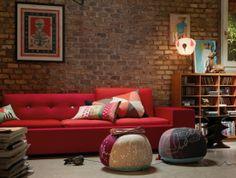 Bovist, cuscino decorativo di Vitra #vitra #casa #pouf #home #design