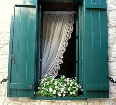 lovely window.. Omodos village, Cyprus