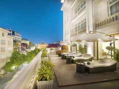 Hanoi Luxury Hotels - Hotel De L'Opera MGallery Collection - Vietnam